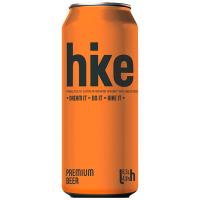 Пиво Hike premium з/б 0.5л