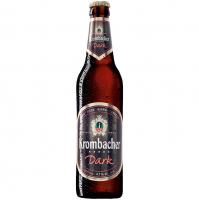 Пиво Krombacher Dark с/б 0,5л
