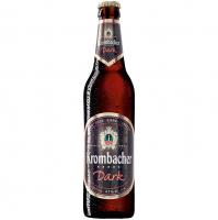 Пиво Krombacher Dark с/б 0,5л