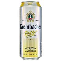 Пиво Krombacher Radler ж/б 0,5л