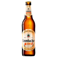 Пиво Krombacher Weizen с/б 0,5л