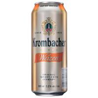 Пиво Krombacher Weizen ж/б 0,5л
