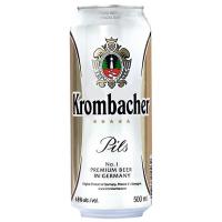Пиво Krombacher з/б 0,5л