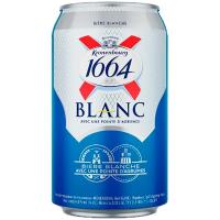 Пиво Kronenbourg Blanc світле 0,33л