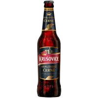 Пиво Krusovice Cerne 0,5л