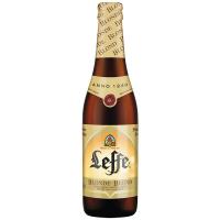 Пиво Leffe Blonde світле фільтроване 6.4% с/б 0,33л