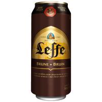 Пиво Leffe Brune темне з/б 0,5л