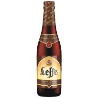 Пиво Leffe Brune темне фільтроване 6.3% с/б 0,33л