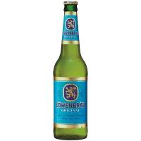 Пиво Lowenbrau Original с/б 0,33л