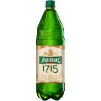 Пиво Львівське 1715 2,3л