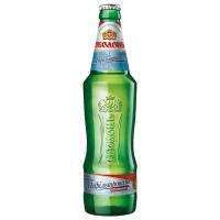Пиво Оболонь Нефільтроване світле с/п 0,5л