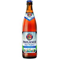 Пиво Paulaner Hefe-Weibbier с/б б/а 0,5л