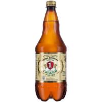 Пиво Перша приватна броварня Свіжий розлив 1,2л