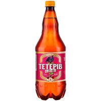 Пиво Перва Приватна Броварня Тетерів Хмільна вишня 1,2л