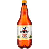 Пиво ППБ Тетерів міцне Українське 1,2л