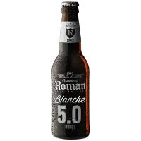 Пиво Roman Blanche 5.0 с/б 0.33л