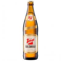 Пиво Stiegl Goldbrau світле c/б 0,5л