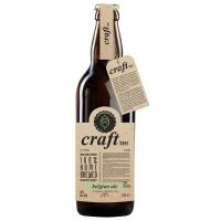 Пиво Пивний Келих Craft Ель бельгійський с/п 0,5л