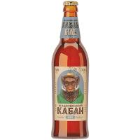 Пиво Жашківський Кабан Біле нефільтроване 0,5л