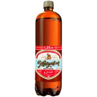 Пиво Жигулівське світле 1,25л