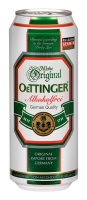 Пиво Oettinger Alkoholfrei Dose б/а ж/б 0,33л