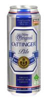 Пиво Oettinger Pils світле фільтроване пастеризоване 4,7% ж/б 0.5л