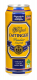 Пиво Oettinger Weissbier світле нефільтроване пастеризоване 4,9% ж/б 0.5л