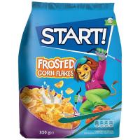 Пластівці Start кукурудзяні глазуровані 850г