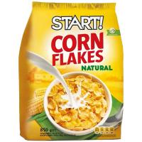 Пластівці Start кукурудзяні натуральні 850г