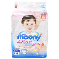 Підгузники Moony 6-11кг 62шт