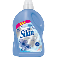 Кондиціонер-ополіскувач безфосфатний для тканин Silan Fresh Control Свіжість прохолоди, 2,7 л