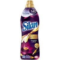 """Кондиціонер-ополіскувач безфосфатний для тканин Silan Aromatherapy """"Казковий Лотос"""", 800 мл"""