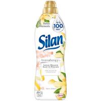 Пом`якшувач тканин Silan AT лимон і мінерали 900мл