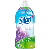 Пом`якшувач тканин Silan Лавандовий сад 1850мл