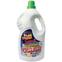 Порошок пральний Pure Fresh Color рідкий 4л
