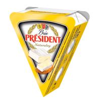Сир President Brie м'який 60% 125г