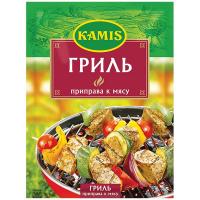 Приправа Kamis гриль до м`яса 25г