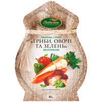 Приправа Любисток Гриби овочі та зелень 40г