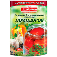 Приправа Приправка д/маринування та соління помідор. 45г