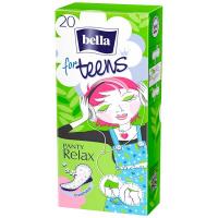 Прокладки Bella For Teens Relax 20шт.