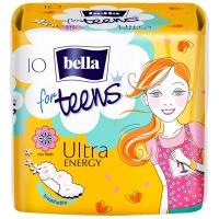 Прокладки Bella for Teens Ultra Energy 10шт
