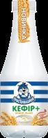 Кефір Простоквашино+злаки-льон 2.4% 750г х6