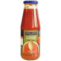 Пюре томатне Romeo Rossi с/б 690г
