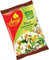 Суміш Ажур Рагу овочево-грибна швидкозаморожена 400г х6