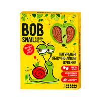 Цукерки Bob Snail яблучно-айвові 120г х15