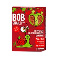 Цукерки Bob Snail яблучно-вишневі 120г х15