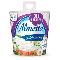 Сир Almette свіжий вершковий безлактозний 150г