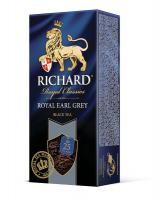Чай Richard Royal Earl Grey чорний 25*2г