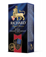 Чай Richard Royal English Breakfast 25*2г