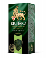 Чай Richard Royal Green зелений китайський 25*2г